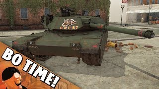 """War Thunder - IPM1 / M1 Abrams """"Rounds Complete!"""""""