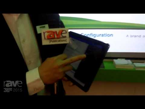ISE 2015: Vivitek Showcases NovoConnect Wireless Presentation and Collaboration System