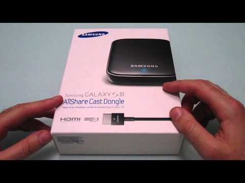 Samsung AllShare Cast Dongle