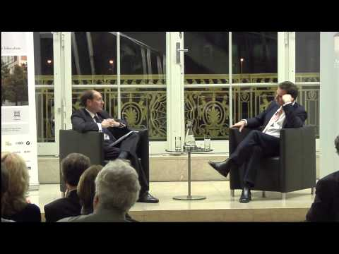 "ESMT Open Lecture with Niall Ferguson: ""Civilization: The West and the Rest"""