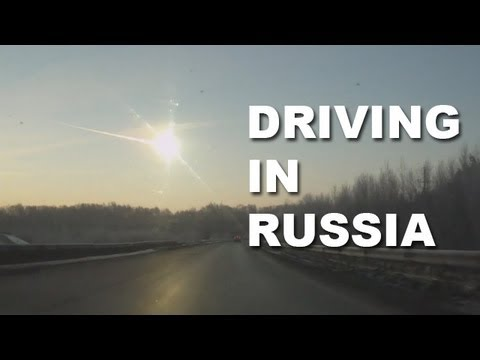Driving in Russia - Car Crash Compilation February 2013 (Part 14)