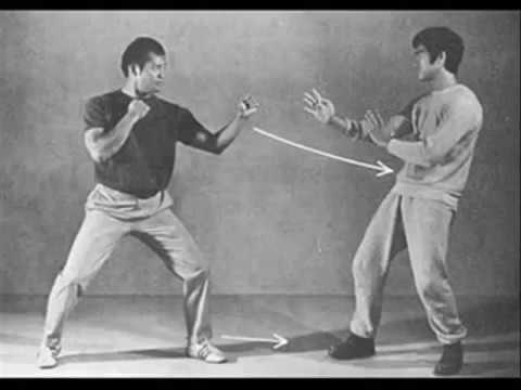 BRUCE LEE and DAN Inosanto Image 1