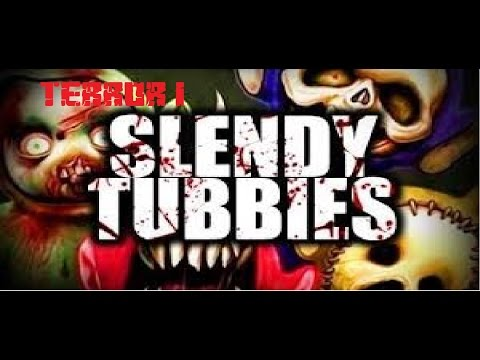 Terror #1 Assustando com slendytubbies