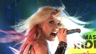 Kitty Brucknell - Edge of Glory - Maspalomas Pride 2012