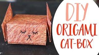 Easy Origami Box | Creative ideas | Recipes | Fun