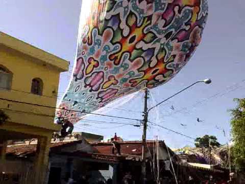RESGATE PIÃO 23 MTS TURMA HALLOWEEN