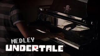 100K Subs Special - UNDERTALE PIANO MEDLEY | Arrange by EpreTroll