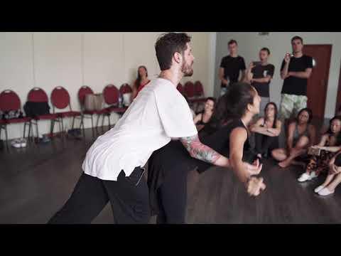 Anderson + Brenda  - Bachaturo Dance Holidays 2018  - Demo 1