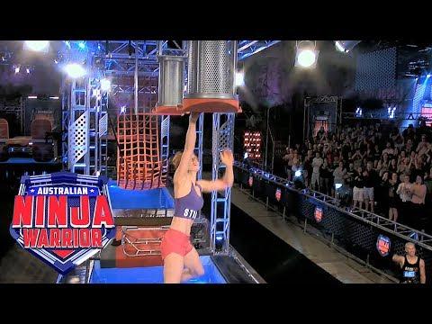 Performance of the Night: Olivia Vivian | Australian Ninja Warrior 2018