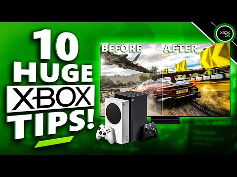 10 HUGE Tips To Get The Most Out Of Your Xbox Series X S In 2021