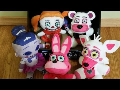 **FUNKO** (New Wave) Sister Location Plush Review