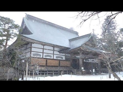 Chūson-ji World Heritage Temple Complex, Japan
