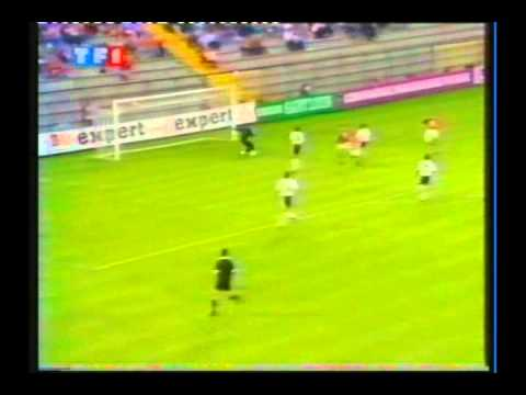1995 (July 22) Norway 0-France 0 (Friendly).avi