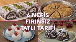 Fırın Olmadan Yapabileceğiniz 6 Nefis Tatlı Tarifi (Seç Beğen!)   Yemek.com