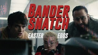 Black Mirror BANDERSNATCH: Easter Eggs