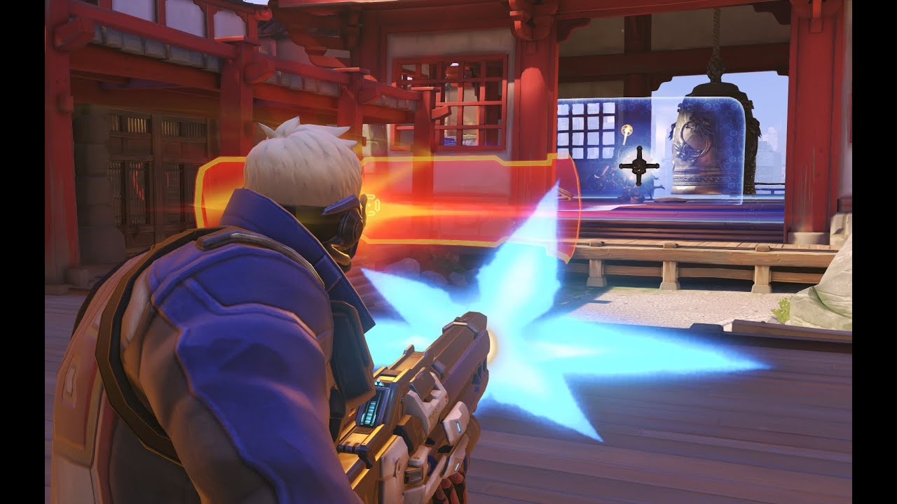 Overwatch: Introducing Soldier 76