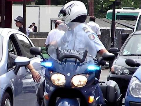 Yamaha FJR 1300 Motorcycle Gendarmerie Police Music Videos
