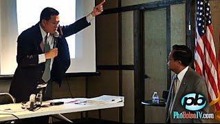 Họp báo mùa tranh cử 2014 ở quận Cam: Luật sư Andrew Đỗ xuất chiêu