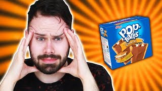 Irish People Try American Pop Tarts