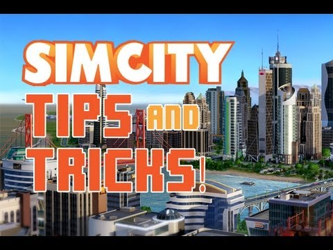 SimCity   Tips and Tricks