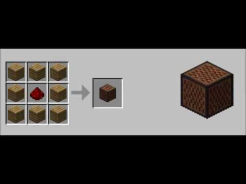 Minecraft 1.5.2 All Crafting & Potion