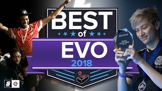 Best of EVO 2018: Comebacks, Upsets, Pop-offs and more