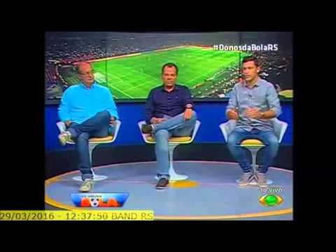 Os Donos da Bola RS 29/03/2016