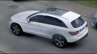 2019 Mercedes-Benz GLC Class Facelift (Refreshed)