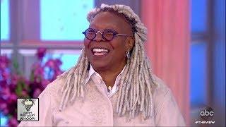 Whoopi Goldberg's Birthday Celebration! | The View