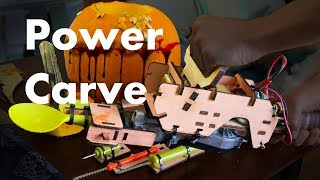 Ultimate Pumpkin Carving Tool by : William Osman