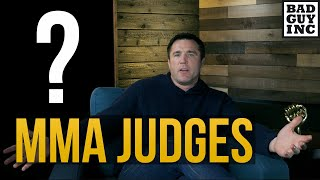 Has MMA judging criteria changed?