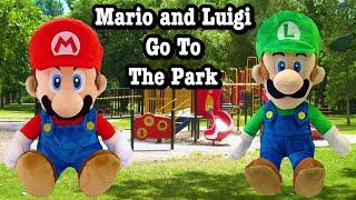 SCB Movie: Mario and Luigi Go To The Park