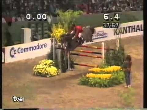 Michael Whitaker - Monsanta - World Cup Göteborg 1989