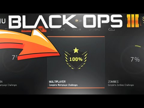 100% MULTIPLAYER COMPLETION! - What Happens After Completing 100% OF BLACK OPS 3?