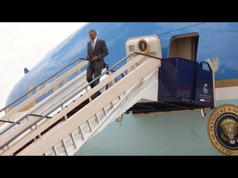 Uncomfortable tensions during Obama Saudi Arabia visit