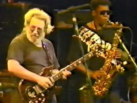 Grateful Dead 5-27-89 Oakland Alameda County Coliseum Stadium Oakland CA