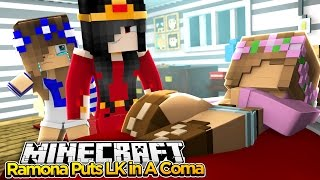 Minecraft Royal Family : RAMONA PUTS LITTLE KELLY INTO A COMA! w/ Little Carly