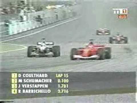 Palik - Schumacher a 11.-ről az élre