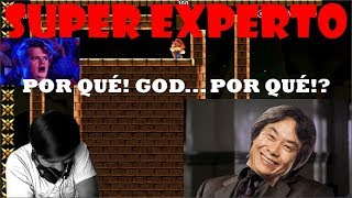 Buenos Niveles en 100 Marios Super Experto?? Hasta que... Super Mario Maker