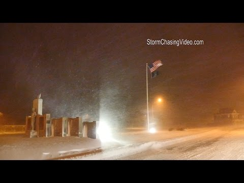 1/26/2015 Boston & Hull, MA NorEaster Blizzard B-Roll