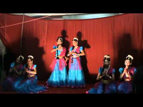 Reeba With Friends In Christian Folk Dance. video