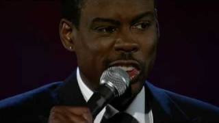 Chris Rock: Kill The Messenger - Fat Girls vs. Skinny Girls (HBO)