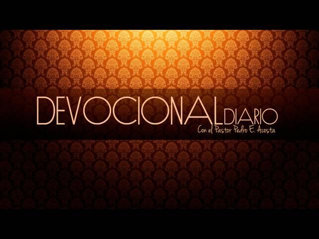SALMO 91 Devocional Diario Evangelismo vivo Dios es Amor - Pastor Pedro E Acosta