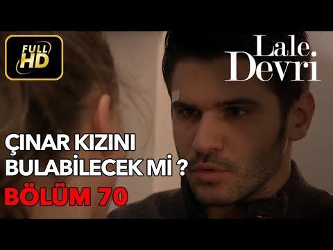 Lale Devri 70. Bölüm / Full HD (Tek Parça)