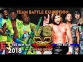 THE NEW DAY vs. THE ELITE - Street Fighter V: Arcade Edition Team Battle Exhibition at E3 2018
