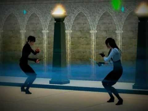 Sims 3, magical duel (4)