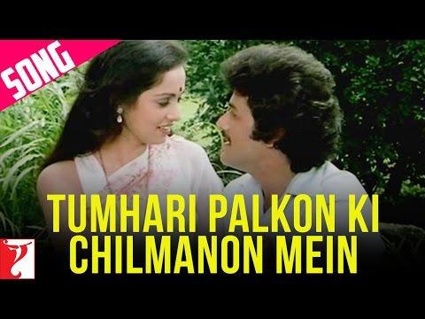 Tumhari Palkon Ki Chilmanon Mein - Song - Nakhuda