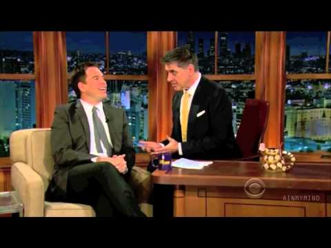 Michael Weatherly @ The Late Late Show with Craig Ferguson - 01/28/13