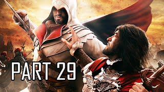 Assassin's Creed Brotherhood Walkthrough Part 29 - Destroy Cesare Borgia (ACB Let's Play Commentary)
