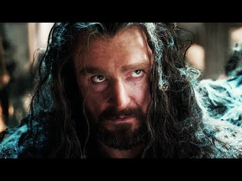 The Hobbit 2 Trailer 2013 The Desolation of Smaug – Official Movie Teaser [HD]